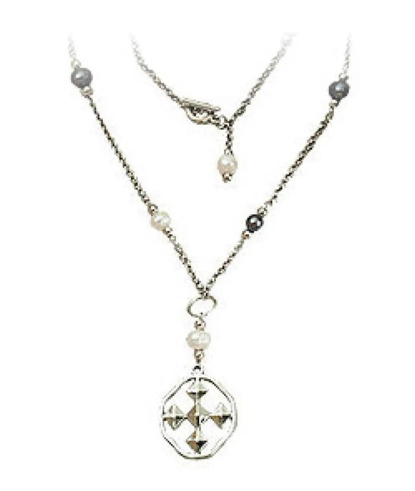 Lariat With Pearls Florist Of Covington