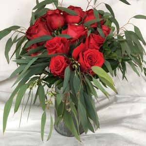 Radiant Roses in Lewisville TX, Flourish Flowers & Gifts