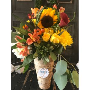Fall Lovely in Lewisville TX, Flourish Flowers & Gifts