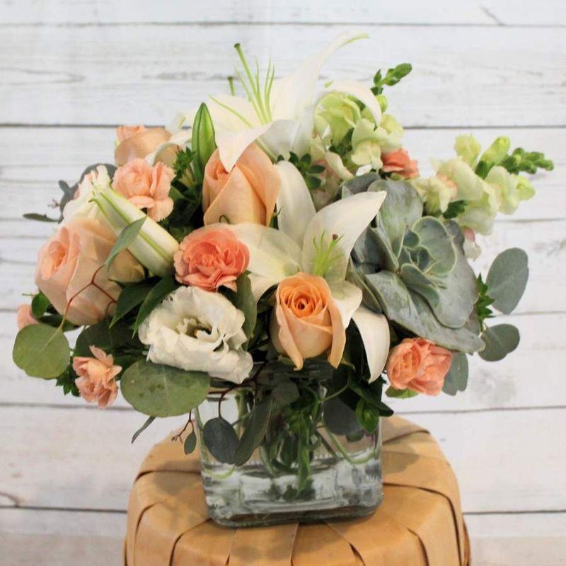 Southern Bouquet Brick Nj Florist Flower Bar Best Local Flower