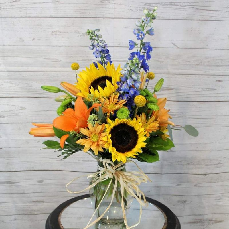 Buncha Flowers Brick NJ Florist - Flower Bar