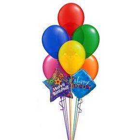 Balloon Bouquet In Rockwall TX The Flower Box