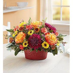 Lutz florida florist the flower box autumn gathering casserole dish in lutz florida the flower box mightylinksfo