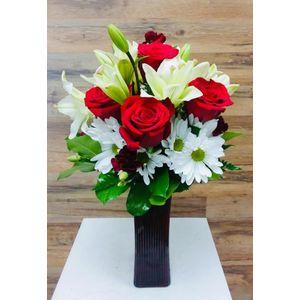 Love Bouquet in Charlotte NC, Flower Hut - Charlotte