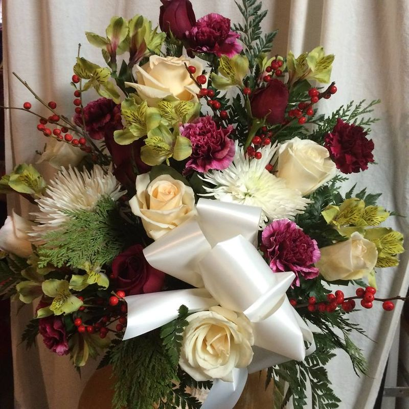 Colourful Bouquet Dade City Florist Flowers And Gifts