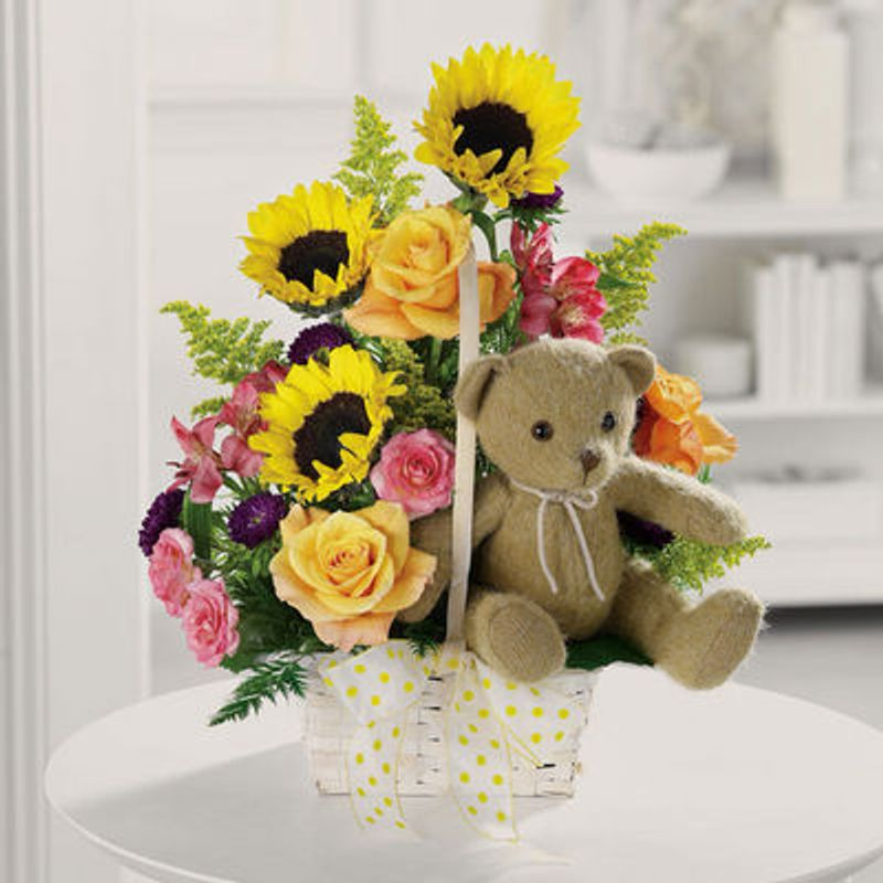 Teddy Bear Garden Warren, MI 48092 Florist | Flowers and