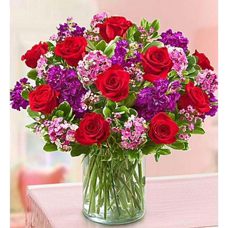 Valentines Magic Warren, MI 48092 Florist | Flowers and