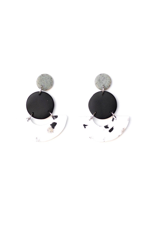 White and black dangles