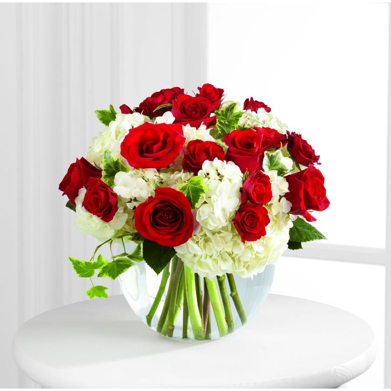 The ftd Our Love Eternal Bouquet