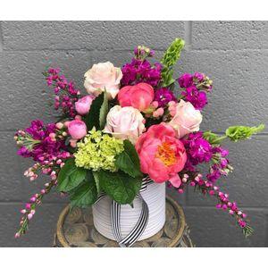 Peony Perfection in Logan UT, The Flower Shoppe - Logan