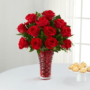 Spring tx florist flowers by stephanie in love with red roses in spring tx flowers by stephanie mightylinksfo