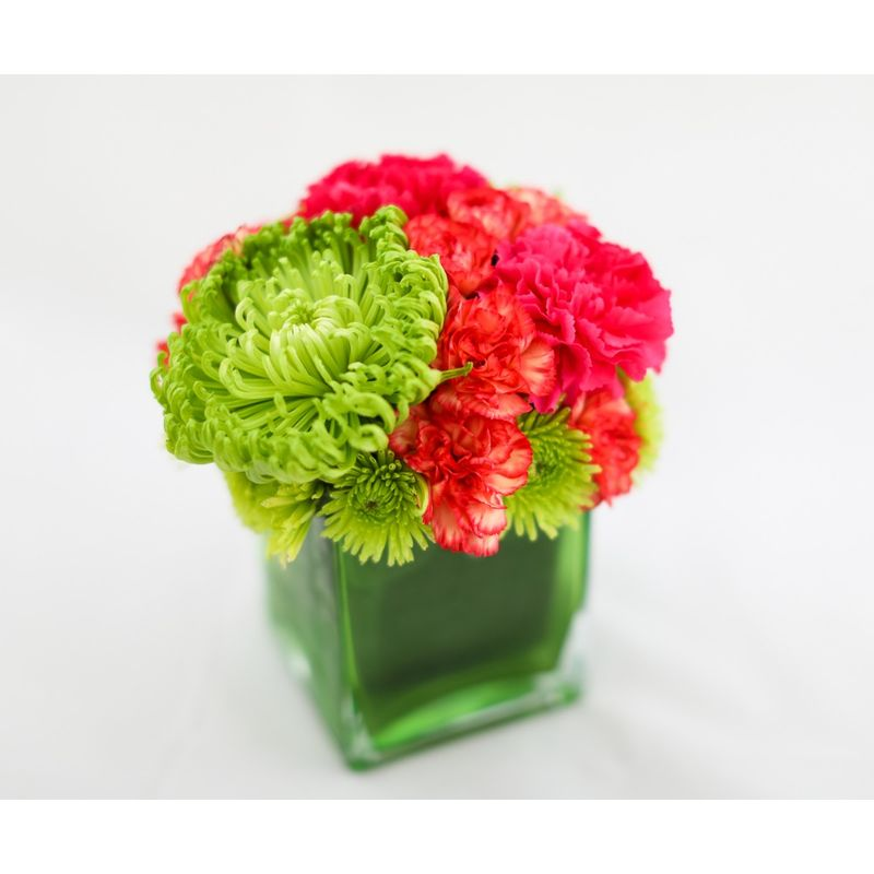 Flower Of The Month Club Small Flowers In Vase Muskogee Ok