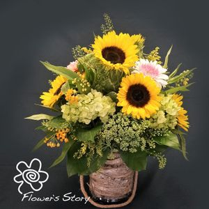 London Florists & Flower Delivery Ontario | Flower's Story | Flower Shop