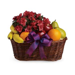 Fruits and Blooms Basket in London ON, Flower's Story