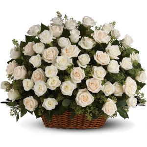 Sympathy And Funeral Flowers For The Home London Florists Flower Delivery Ontario Flower S Story Flower Shop