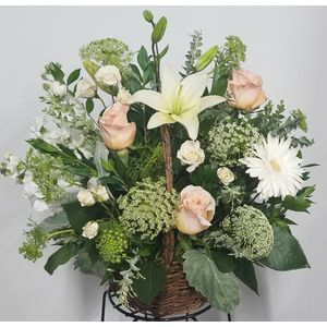 Sympathy and Funeral Flowers for the Home Marion Florist