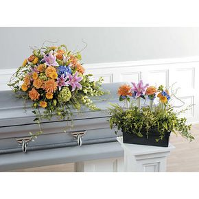 Sympathy and Funeral Special Items Garden Blossoms Florist