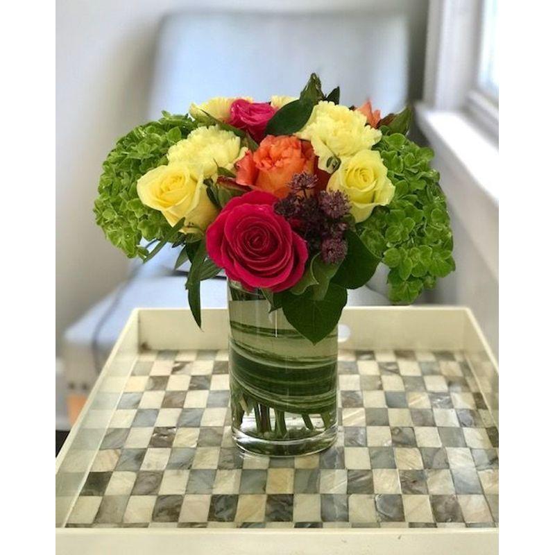 Flowers Near Me My Heart Flower Arrangement Maplewood