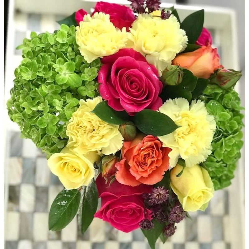 Roses For Sale Near Me >> Flowers Near Me My Heart Flower Arrangement Maplewood