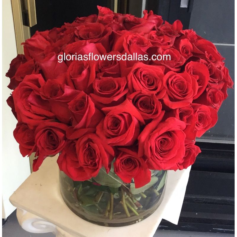 12 Dozen Premium Roses Sold Out Glorias Flowers Dallas Tx 75211