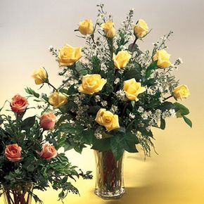 Spring florist spring texas florist in spring texas the dozen yellow roses in spring tx spring texas florist golden mushroom florist flowers mightylinksfo