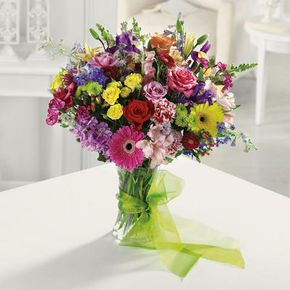 Mixed Flower Bouquets Spring Florist Spring Texas Florist In