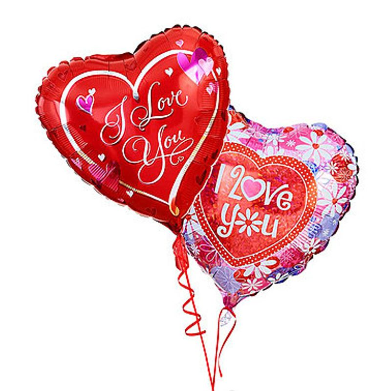 I love you Mylar Greenwood, Fort Smith, Mansfield AR 72936