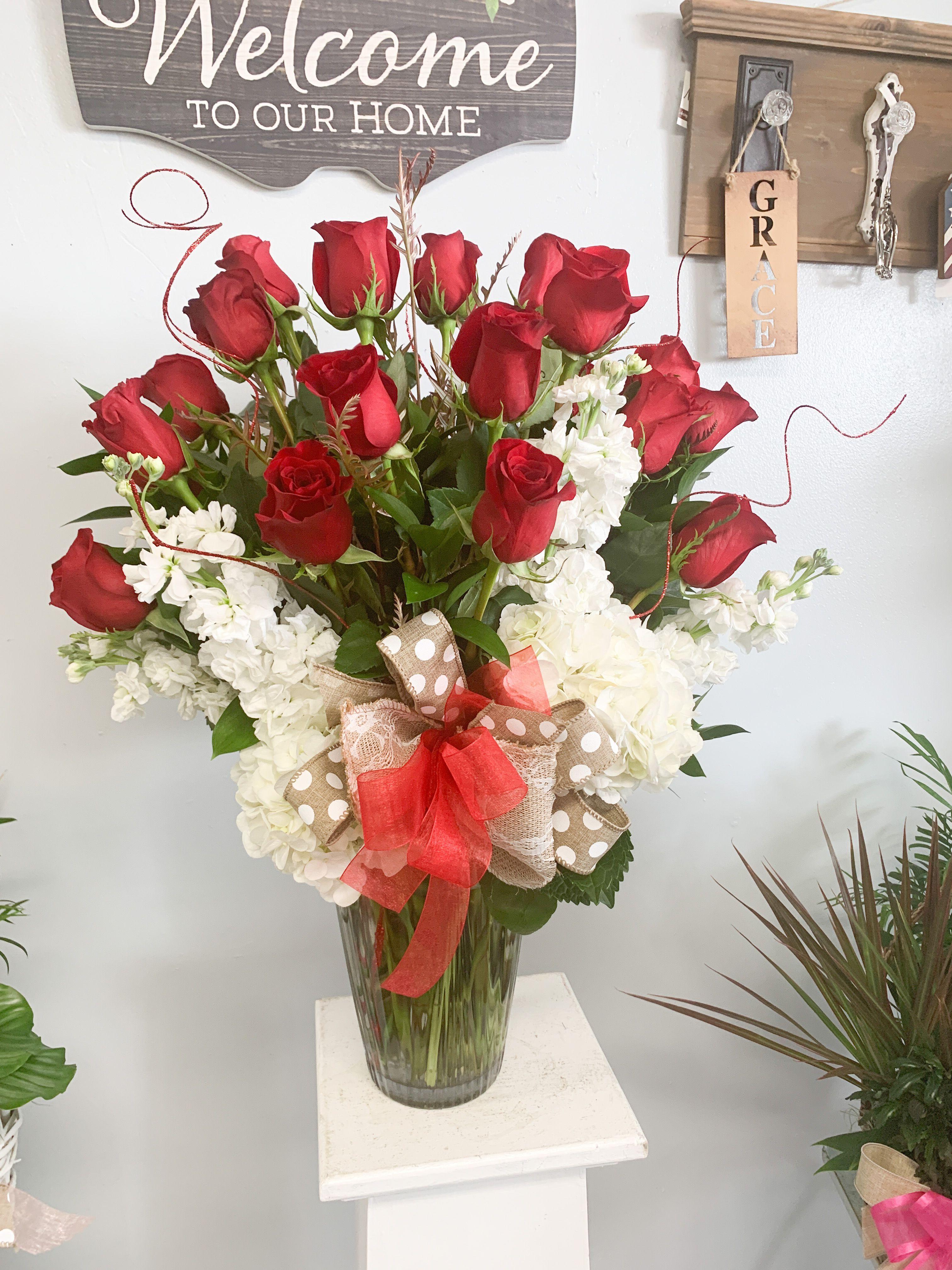 Showstopper Roses Midlothian Tx Florist Growing Ideas Florist