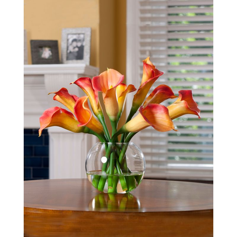 Calla Lily Bowl Boutique Littleton Florist, Ken Caryl