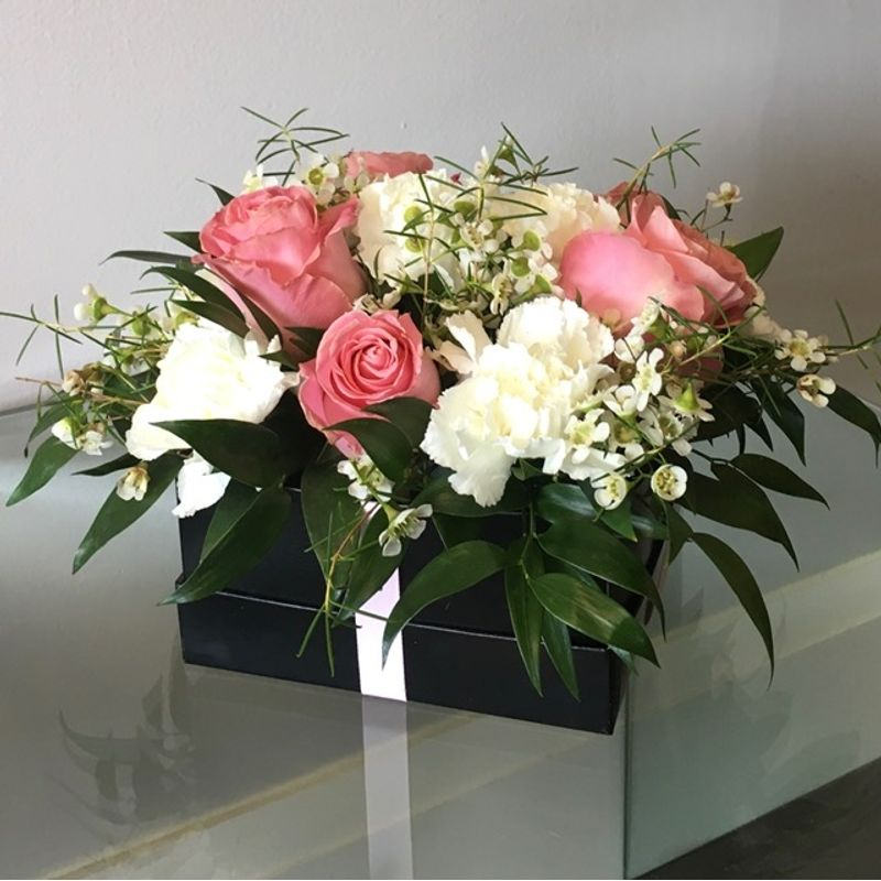 Box of Beauty Hiway Flowers | Kitchener, Waterloo, Cambridge, Baden ...