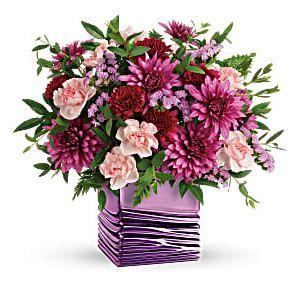 Liquid Lavender Bouquet in Cincinnati OH, Hyde Park Floral and Garden