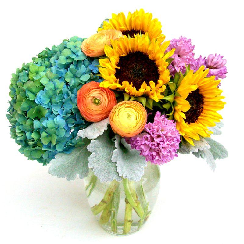 Medium Fresh Spring Bouquet Jackson Blume Studio Columbia Tn