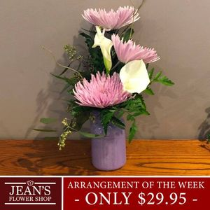 Arrangement of the Week in Hamilton ON, Jean's Flower shop