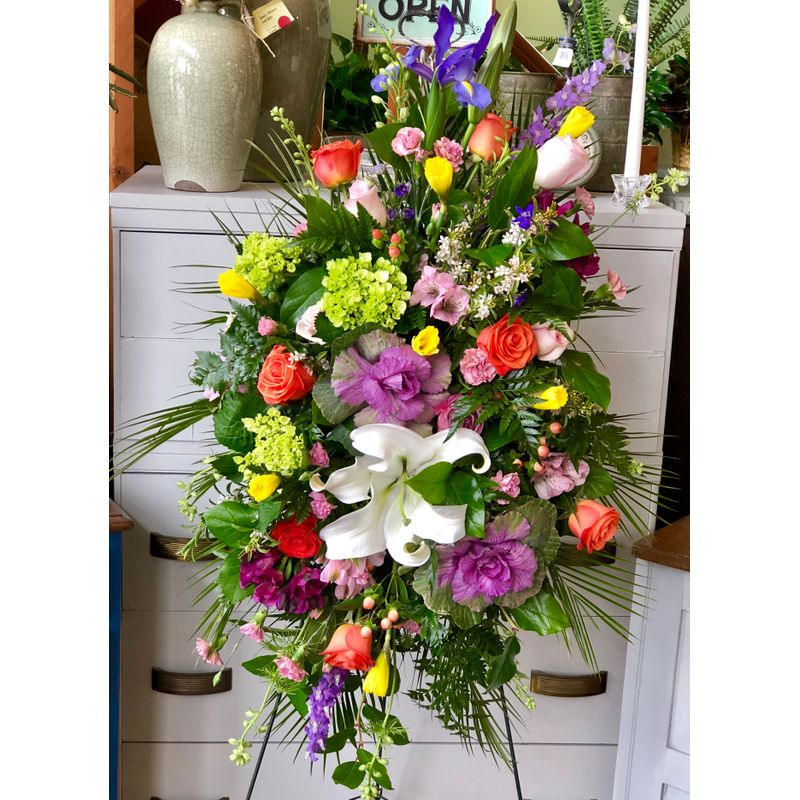 Spring mix spray smithville mo florist jeans flowers gifts more views mightylinksfo
