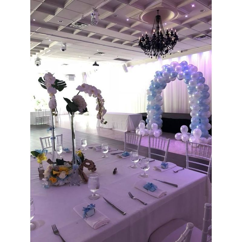 Arch Balloons Hollywood Florist Li Flowers Local Flower