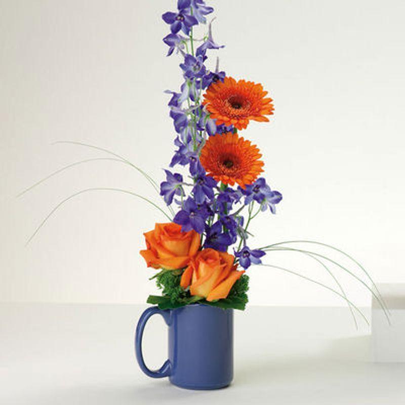 Day Greeter Lighthouse Flower Shop