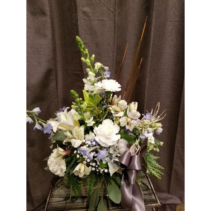 Blue Bayou Lighthouse Flower Shop
