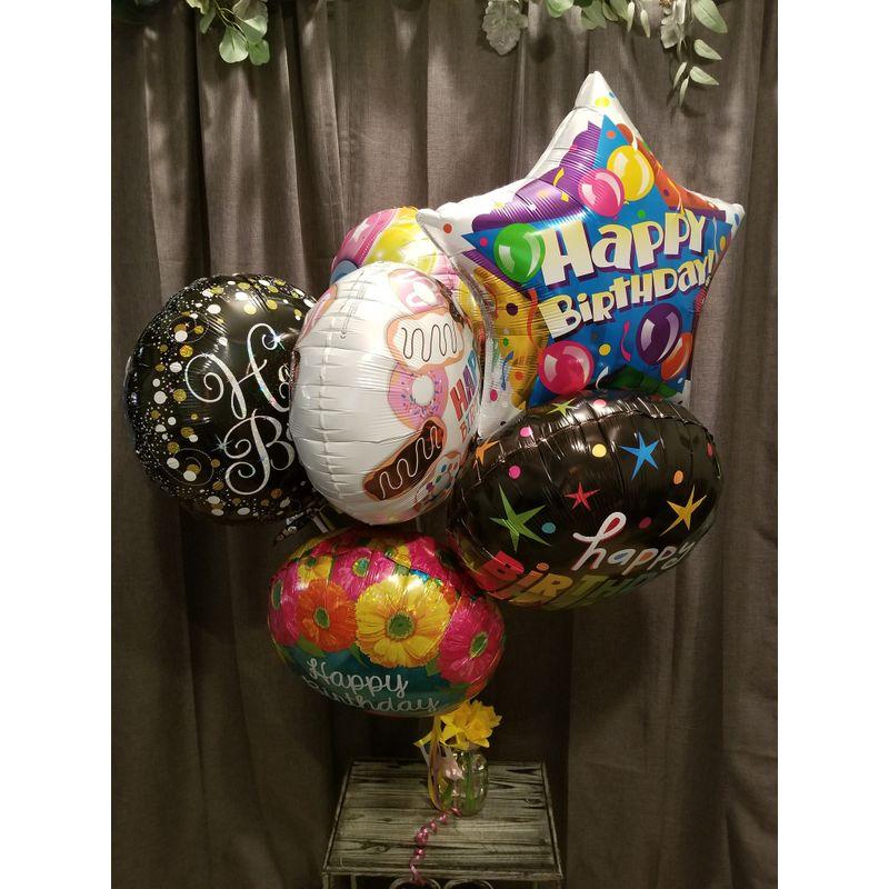 Balloon Bouquet Lighthouse Flower Shop