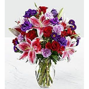 Stunning Red Beauty In South Yarmouth Massachusetts Lilys Florist And Gifts