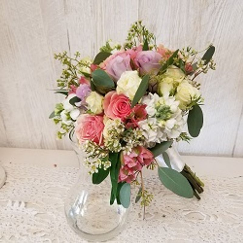 Rose Wedding Bouquet Dayton, OH Flower Shop