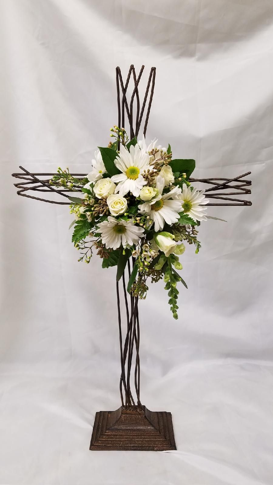 Iron Cross Local Delivery Only In Fort Wayne IN, Lopshire Flowers And Gifts
