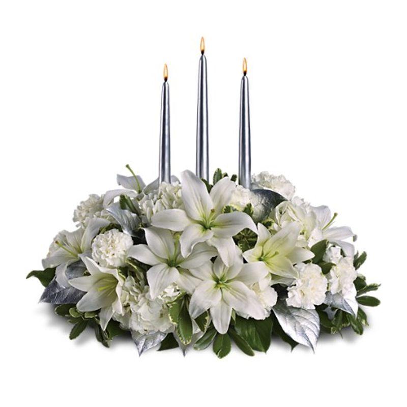 Dreaming of a white christmas maryam flowers vienna va local florist more views mightylinksfo