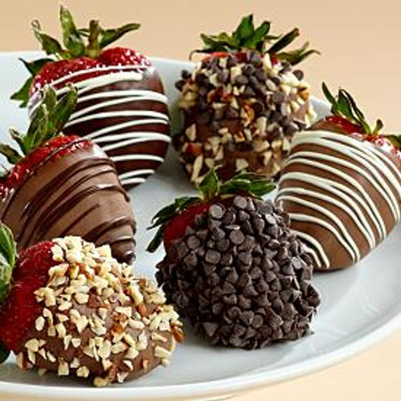 Chocolate Covered Strawberries Mickey\'s Flowers and Fruit Bouquets ...