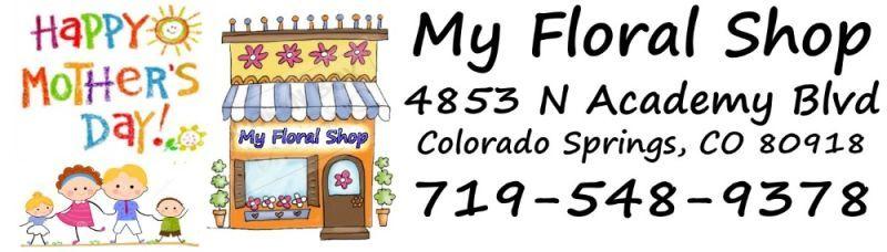 Colorado springs florist my floral shop colorado springs store logo store logo mightylinksfo Choice Image