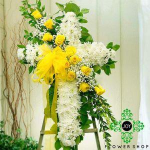 Sympathy And Funeral Flowers Joy Flower Shop Carmichael Ca