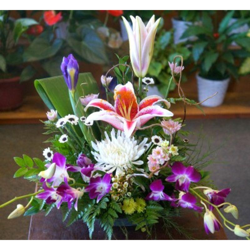 Lily Pond Garden #416 Joy Flower Shop: Carmichael CA