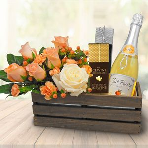 You're Just Peachy - Flowers, Wine & Chocolate in Cleves Ohio, Nature