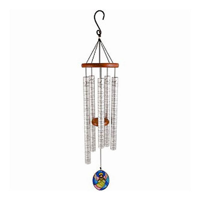 wind chime with stained glass cleves oh florist- nature nook florist  u0026 wine shop