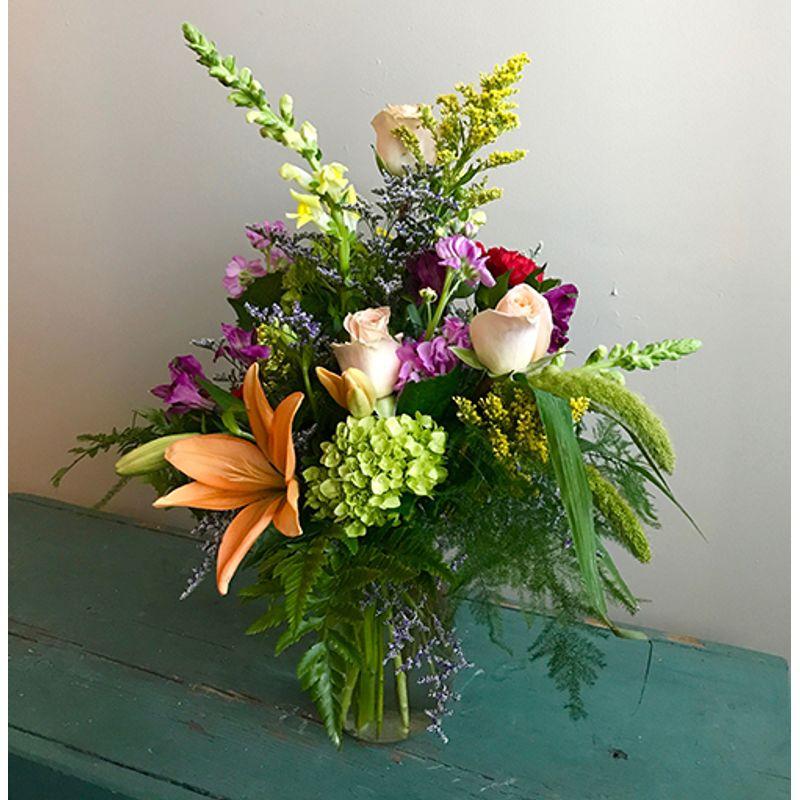 Vase Garden Newtown Florist Newtown Ct Flowers Best Local