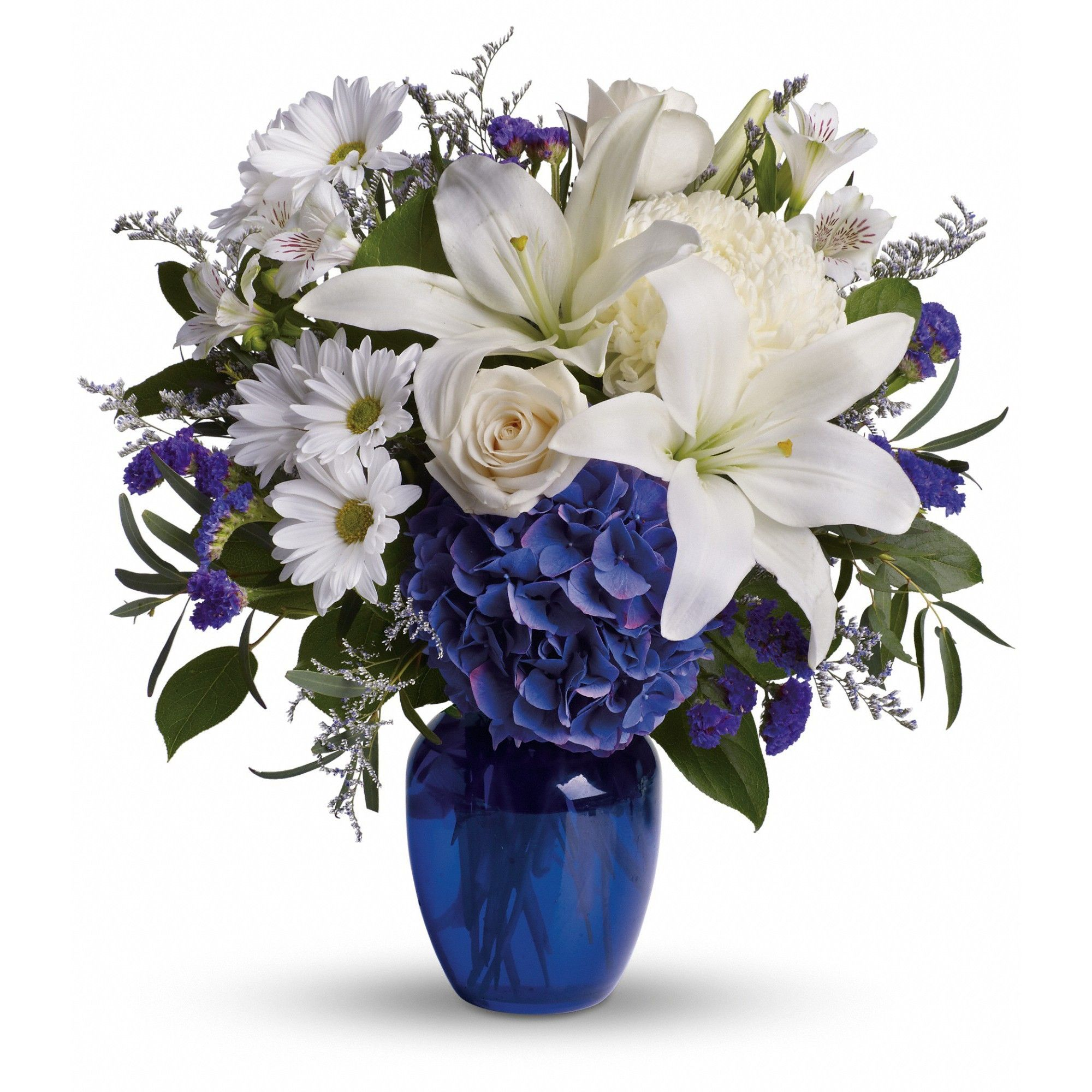 Beautiful In Blue Stittsville On K2s 1b8 Florist Pretty Pots